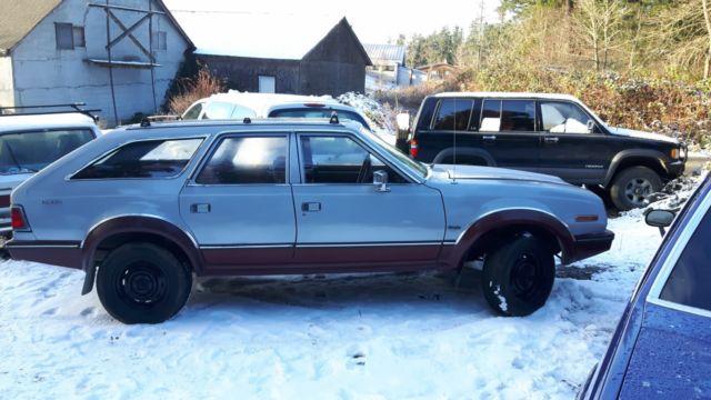 1985 AMC Eagle 4WD Wagon
