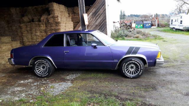 1978 Chevrolet Malibu Base Coupe 2-Door 5.7L