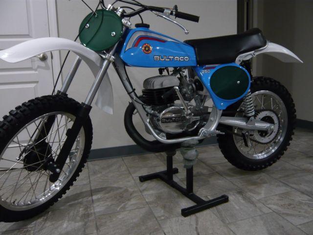 1977 BULTACO cz penton maico husqvarna harley davidson