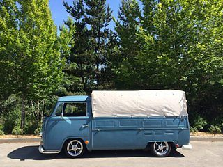 1968 Volkswagen Single Cab in amazing condition. 95% Original paint! King&Link