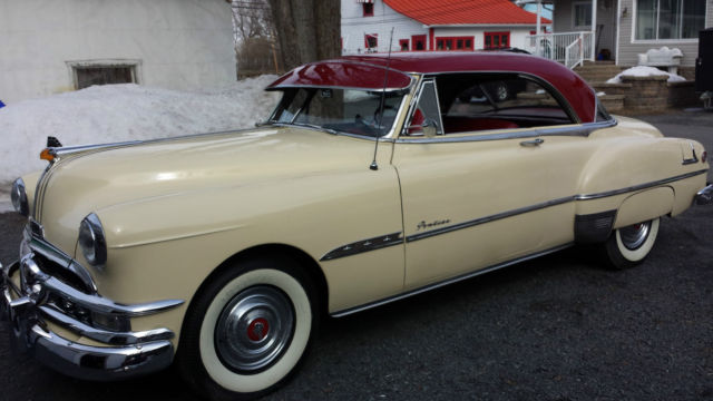 1951 Pontiac Catalina 2 Doors Hard Top