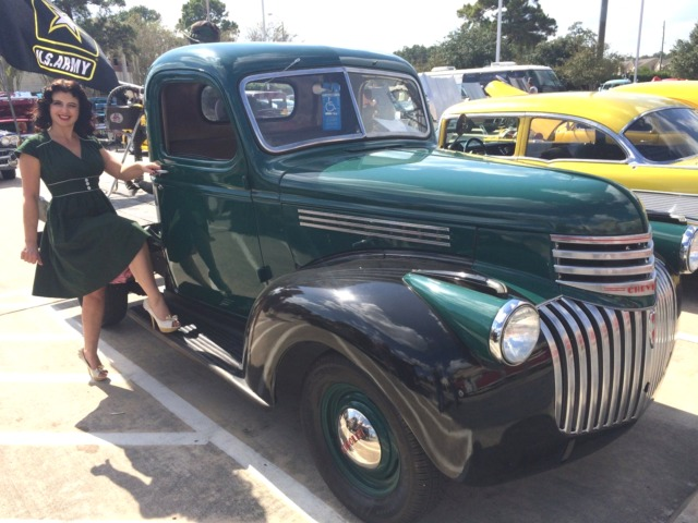 1941 Chevrolet 1/2 ton truck