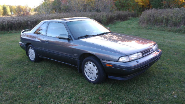 1988 Mazda MX-6 GT Coupe 2-Door Turbo 2.2L Show Room Condition