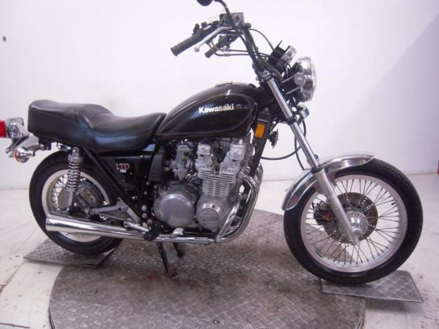 1981 Kawasaki KZ650H CSR Unregistered US Import Barn Find Classic Restoration