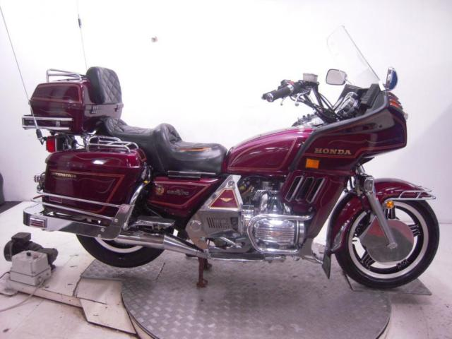 1982 Honda GL1100 Interstate Unregistered US Import Barn Find Classic Restore