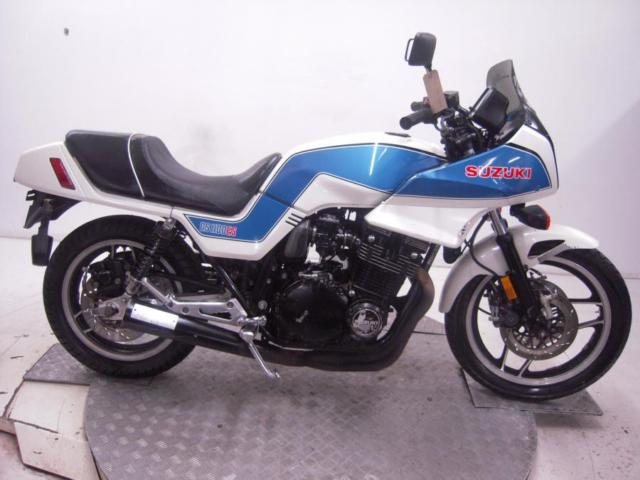 1983 Suzuki GS1100ES Unregistered US Import Barn Find Classic Restoration Proj