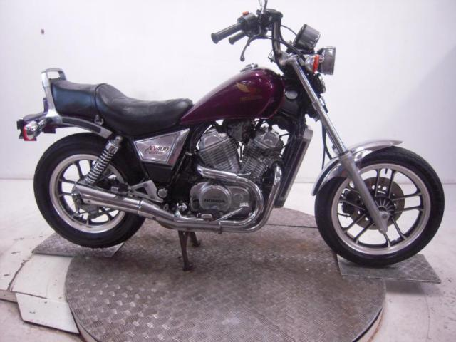 1985 Honda NV400 Custom Unregistered Jap Import Barn Find Classic Restoration