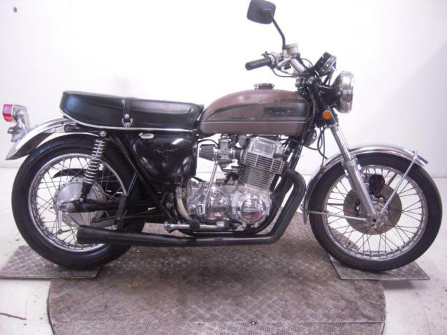 1971 Honda CB750K1 Unregistered US Import Barn Find Classic Restoration Project