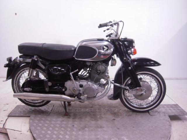 1964 Honda CA72 250 Dream Unregistered US Import Barn Find Classic To Restore