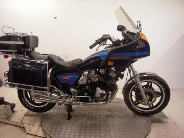 1982 Honda CB900C Unregistered US Import Barn Find Classic Restoration Project