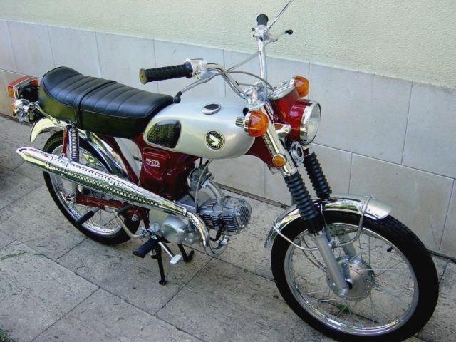 1969 Honda CL