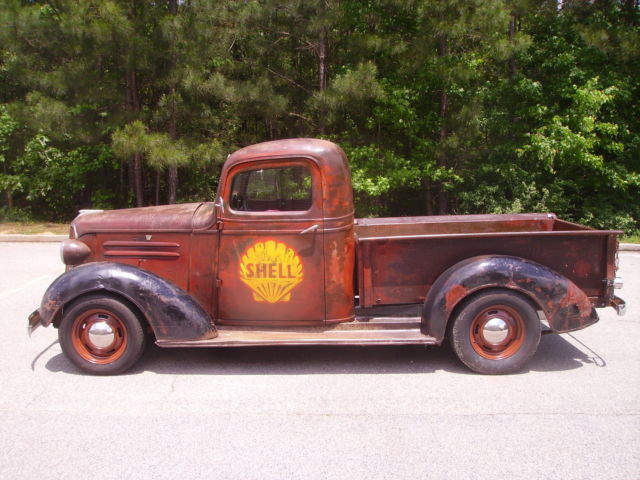 1937 Chevrolet Other Pickups