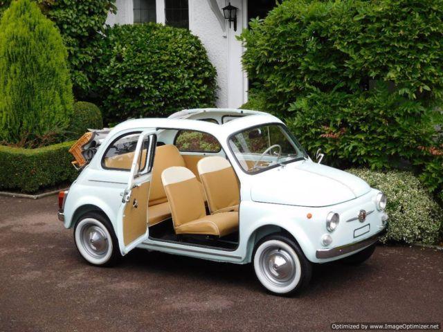 1963 Fiat 500 500D