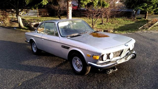 1971 BMW E9 2800cs