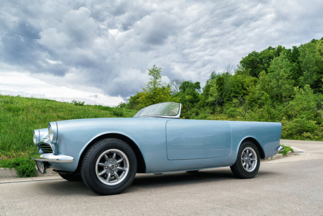 1962 Sunbeam Alpine Custom Speedster All Steel Bodywork Must See