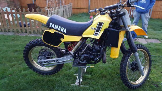 Yamaha YZ250 1983