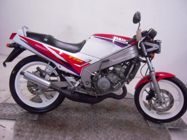 1987 Yamaha TZR125 3TY Unregistered Jap Import Barn Find Classic Restoration