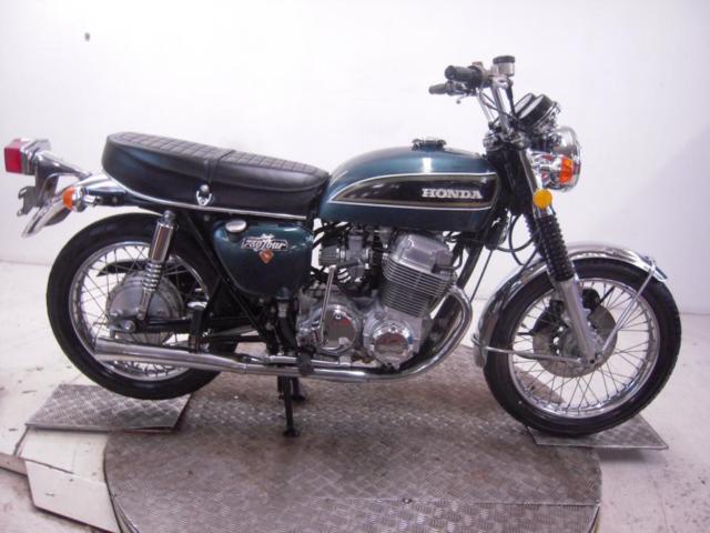 1974 Honda CB750K4 Unregistered US Import Barn Find Classic Restoration Project