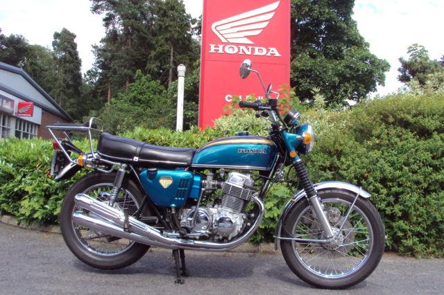 Classic Honda CB750 1970