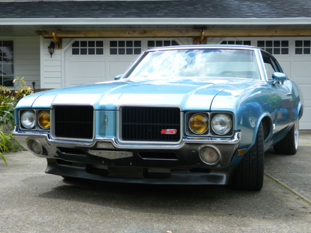 1971 OLDSMOBILE CUTLASS SX CLONE