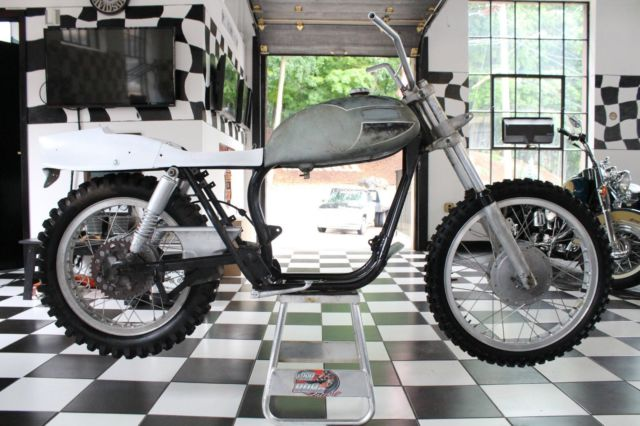 1971 OSSA Pioneer 175 ULTRA RARE LESS THAN 3 KNOWN TO EXIST IN USA!