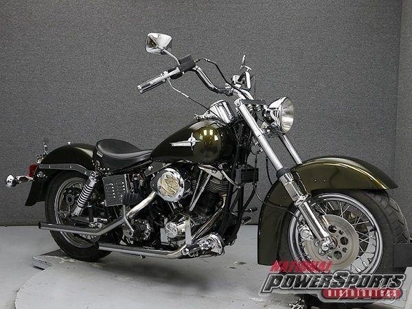 1975 Harley-Davidson SHOVELHEAD FLH Used