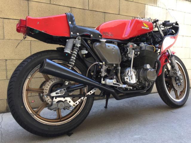 1971 Honda cb750 Cafe Racer / Formula racer