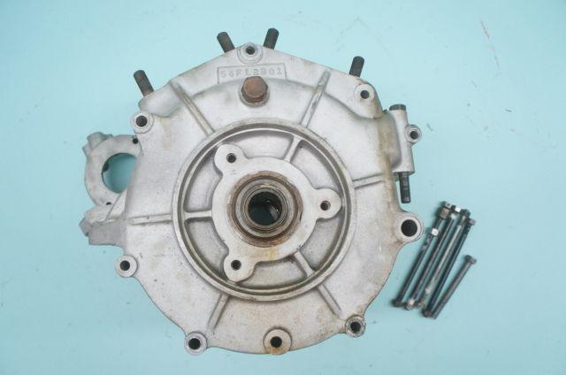 1954 HARLEY FL RIGID EL FLH KNUCKLEHEAD PANHEAD HYDRAGLIDE OEM ENGINE CASE TITLE