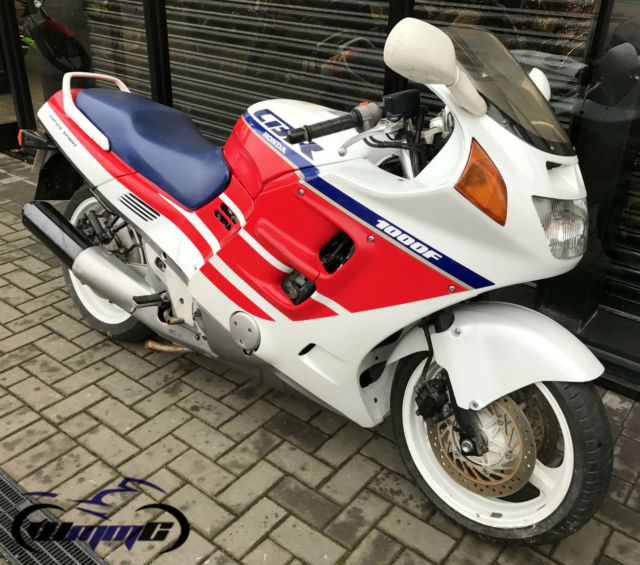1990 HONDA CBR1000F * PART EXCHANGE CLEARANCE - 39,000 MILES *