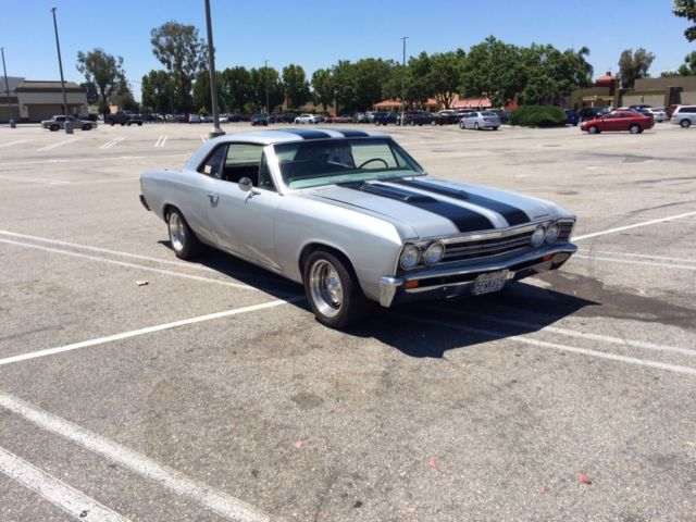 1967 Chevy Chevelle Coupe 1965 1966 1968 1969 1970 1971 For