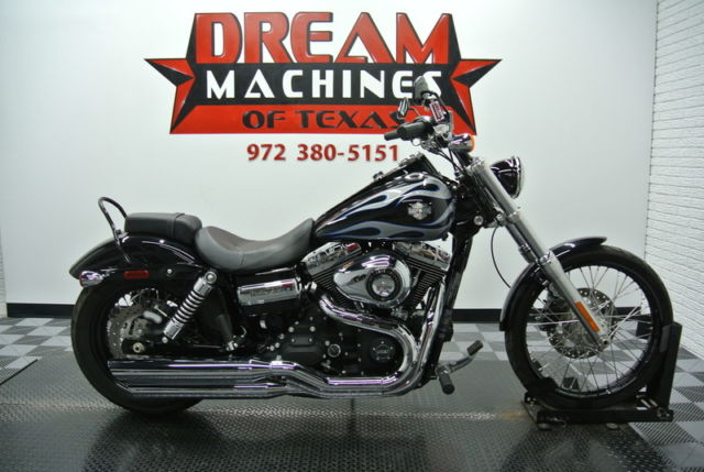 2013 Harley-Davidson Dyna DYNA