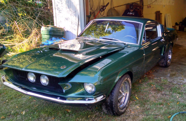 1967 Ford Mustang 'S' 390 For Sale Renton, Washington, United States