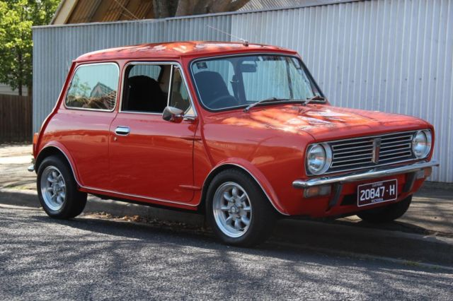 1978 Leyland Mini 1275 LS For Sale Yarraville Victoria