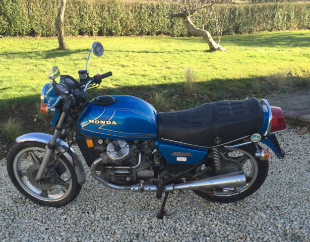 HONDA CX500 1980 FOR SPARES OR REPAIR
