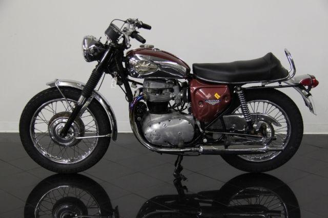 1970 BSA Lightning *$89 PER MONTH* Motorcycle 650cc 65 Rare Bike