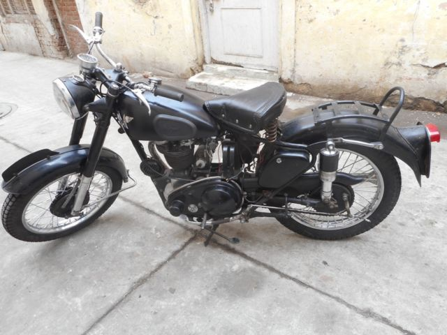 MATCHLESS G3LS , 350CC, 1956 MODEL with JAMPOT SHOCKS