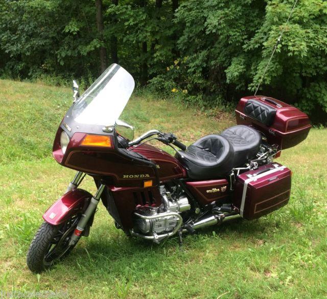 1982 HONDA GL1100 Gold Wing EXCELLENT Original Cond.78,950 mi CLASSIC MOTORCYCLE