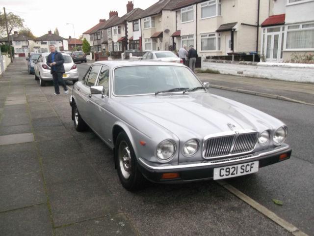 Jaguar series 3 for sale