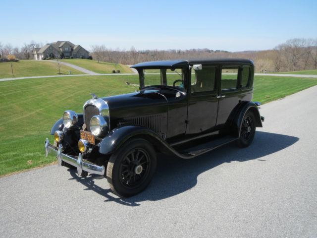 1926 Other Makes FOUR DOOR SEDAN