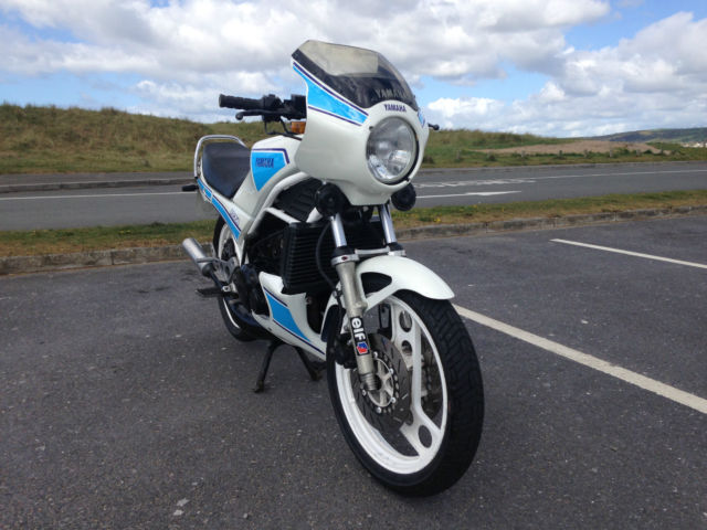 1985 YAMAHA RD350 YPVS 31K MODEL LC 350 LOVELY CONDITION