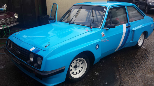 escort mk2 rs2000/race car/trackcar/Pinto X-Pak