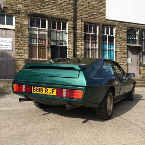 CLASSIC LOTUS ECLAT EXCEL VINTAGE 80s SPORT CAR BRITISH RACING GREEN ESPRIT