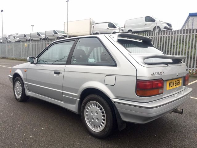 1987 mazda 323 turbo 4x4 silver gtx gtr classic retro lovely example for sale cannock. Black Bedroom Furniture Sets. Home Design Ideas