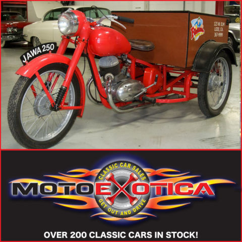 1949 Other Makes Jawa 250