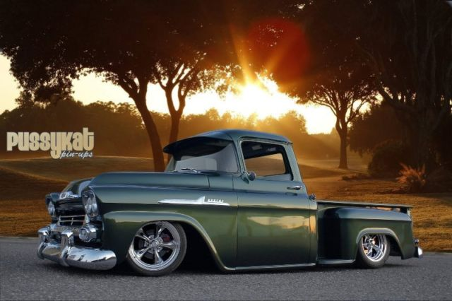 1958 Chevrolet Other Apache 3100