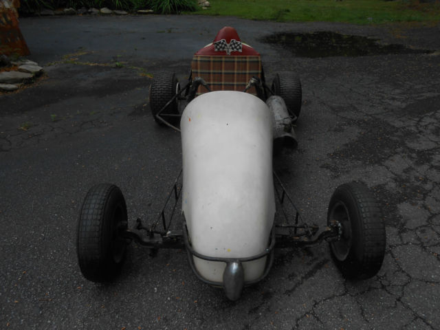 1964 Indian CUSHMAN MIDGET RACER