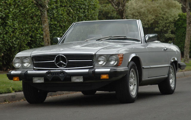 1980 Mercedes-Benz SL-Class - Low Mile Original -