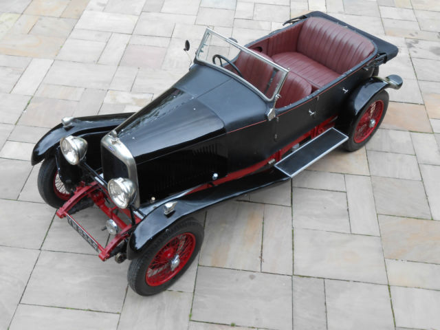 1928 LAGONDA 2 litre HIGH CHASSIS OPEN TOURER  last owner over 37 years      px