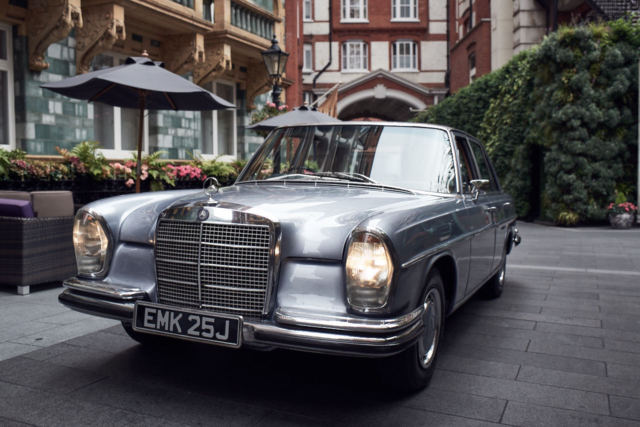 Mercedes Benz 280 S Classic Car 1970