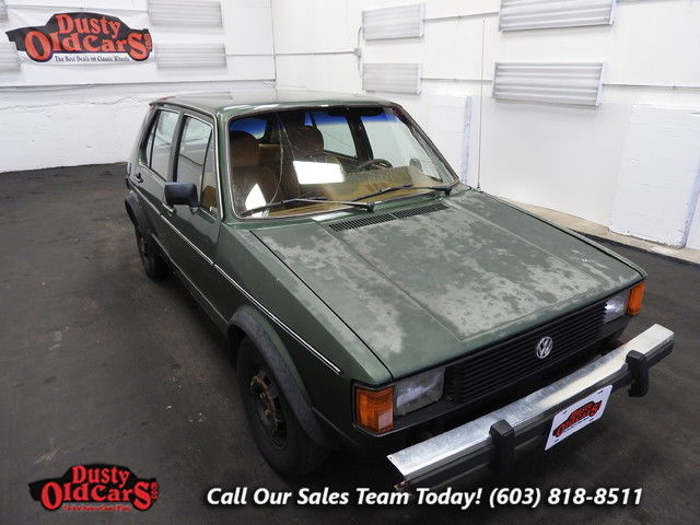 1982 Green LS Runs Drives 5spd man Fac AC Body Int Good!
